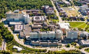 University of Michigan Hospital by Proshooter