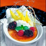 Creme Brulee Dessert by Proshooter