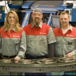 Brembo manufacturing line workers by Proshooter