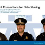 OSSI ad with Officer portraits by Proshooter