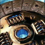 Automotive Clutch Plate for Display by Proshooter